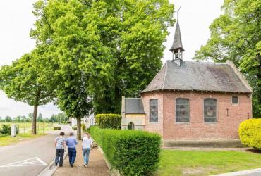Wandelroute in de kijker 9: gele lus Aldeneik (10,6 km)