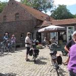 VVV themafietsroute Historisch Ohé en Laak op de fiets ontdekken