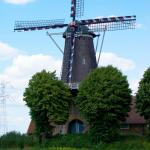 Bezoek de hoogste windmolen van Limburg