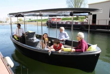 """Special zum leisen Boot """"Stilsloep"""""""