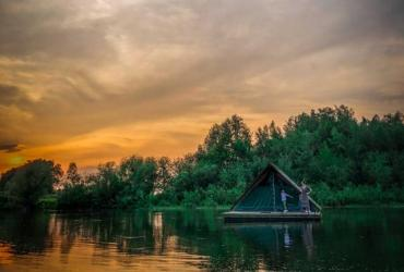 Staycation met kinderen: kamperen op de Maas
