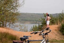 Cartes de balades à vélo