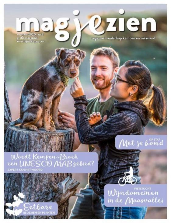 Cover Magjezien voorjaar 2020