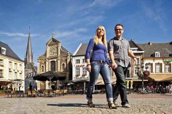 Historische Markt Sittard